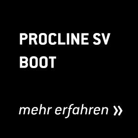 Procline SV Boot - mehr erfahren >>