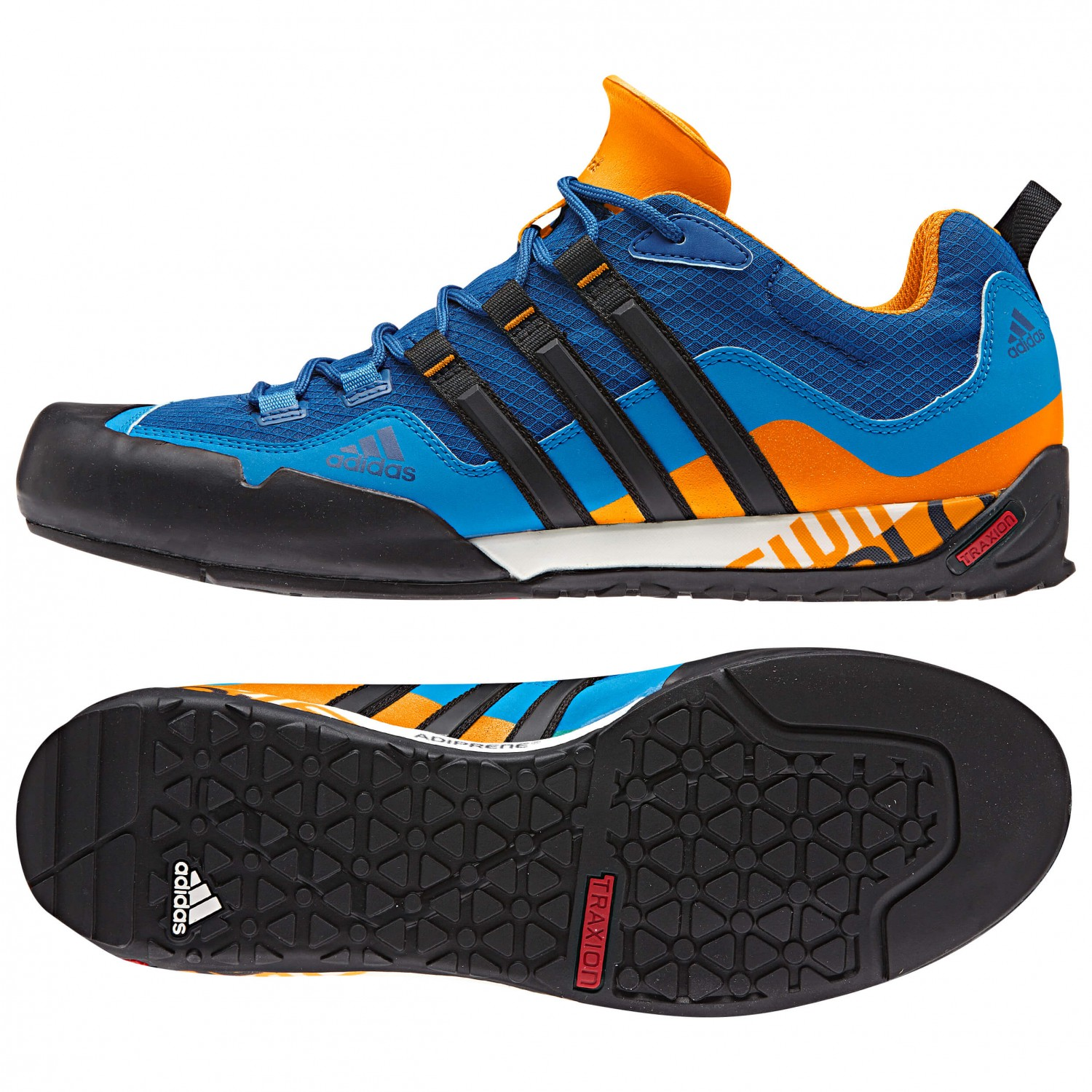 adidas - Terrex Swift Solo - Approachschuhe - Black / Carbon / Black | 6  (UK)