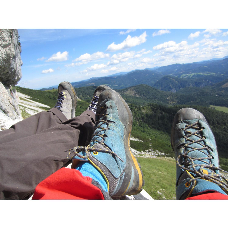 La Sportiva Boulder X Approach Shoes Review