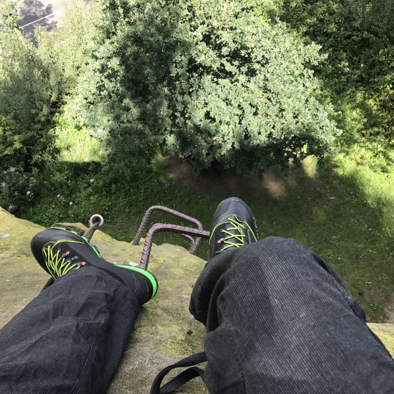Salewa Herren Ms Vultur Vertical Gore tex Trekking & Wanderstiefel