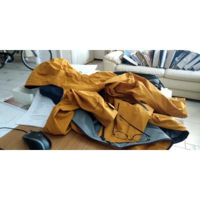 Bild 1 von Panagis Aravantinos zu Berghaus - Deluge Pro 2.0 Shell Jacket - Regenjacke