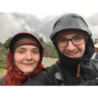 Bild 3 von Matthias zu Fjällräven - Keb Eco-Shell Jacket - Regenjacke