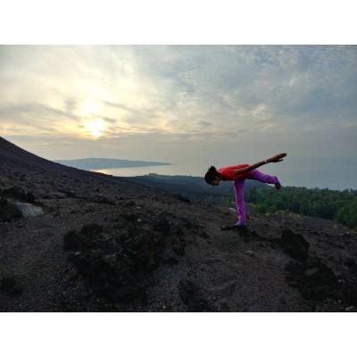 Bild 2 von Poonam zu La Sportiva - Women's Mantra Pant - Kletterhose