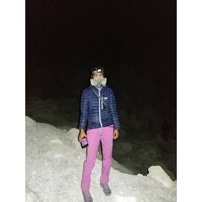 Bild 1 von Poonam zu La Sportiva - Women's Mantra Pant - Kletterhose