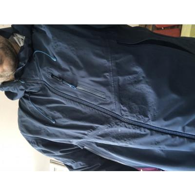 Bild 2 von Apostolos zu Mammut - Kento HS Hooded Jacket - Regenjacke