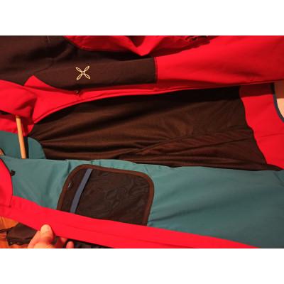 Bild 2 von Christoph  zu Montura - Dynamic Jacket - Softshelljacke