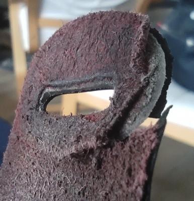 Bild 2 von Markus zu Ocun - Crack Gloves - Risshandschuhe