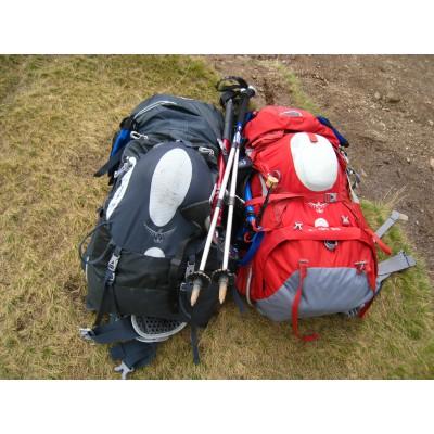 Bild 1 von Elke zu Osprey - Ariel 65 - Touren-/ Alpinrucksack (Frauenmodell)