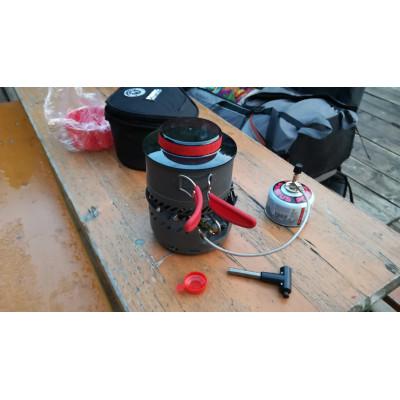 Bild 2 von Chris zu Primus - Spider Stove Set - Gaskocher