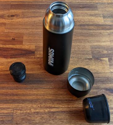Bild 2 von Andreas zu Primus - Vacuum Bottle - Isolierflasche