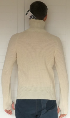 Bild 2 von Georg zu Ulvang - Rav Sweater with Zip - Pullover