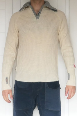 Bild 1 von Georg zu Ulvang - Rav Sweater with Zip - Pullover