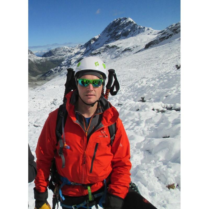 Bild 1 von Florian zu Arc'teryx - Alpha FL Jacket - Hardshelljacke