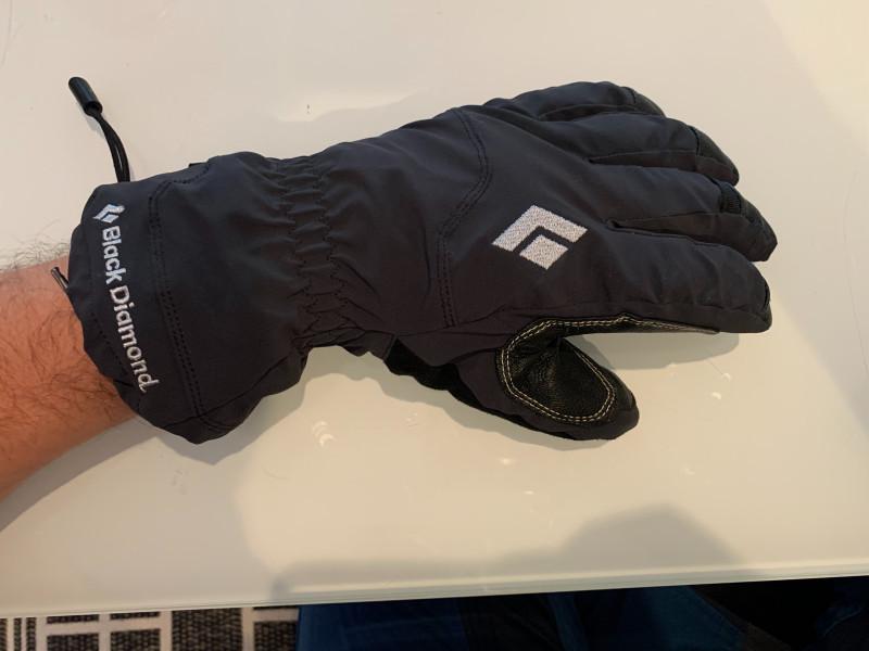 Bild 1 von Timo zu Black Diamond - Glissade - Handschuhe