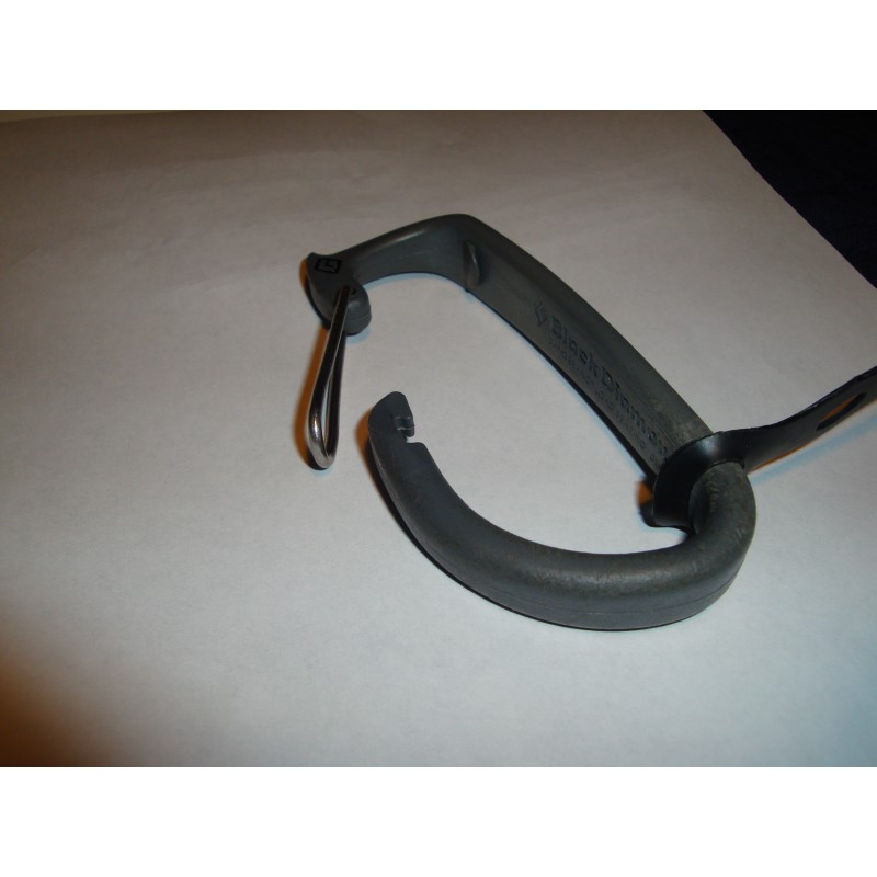 Bild 1 von Stanley zu Black Diamond - Ice Clipper - Materialkarabiner