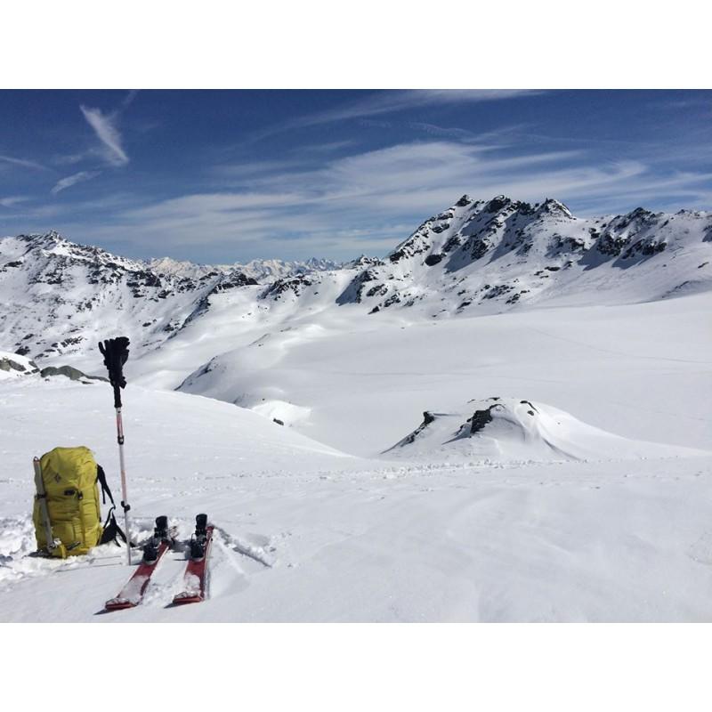 Bild 1 von Philipp zu Black Diamond - Speed 40 - Kletterrucksack