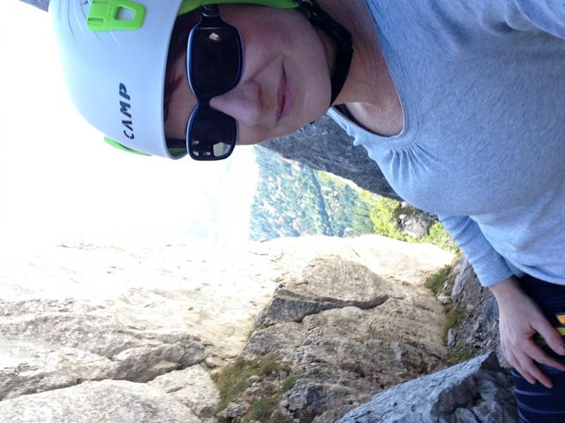 Bild 1 von Steffi zu Camp - Titan - Kletterhelm