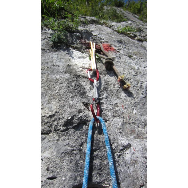 Bild 1 von Samuel zu Climbing Technology - Lime Mix 12 cm DY Bergfreunde Edition