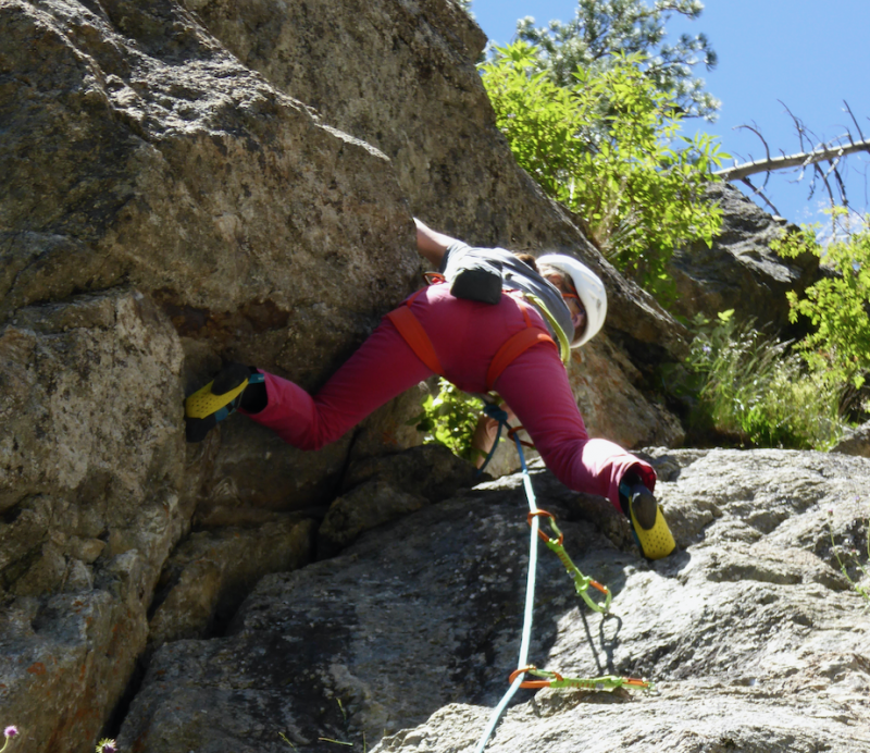 Bild 1 von Megge zu Climbing Technology - Nimble Evo Set NY - Express-Set