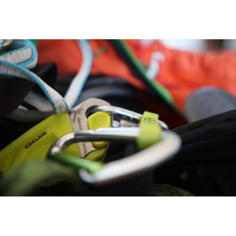 Bild 1 von Moritz zu Edelrid - Ohm - Sicherungsgerät