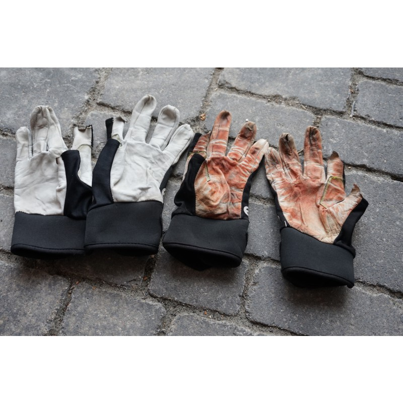 Bild 1 von Benjamin zu Edelrid - Work Glove Close - Kletterhandschuhe