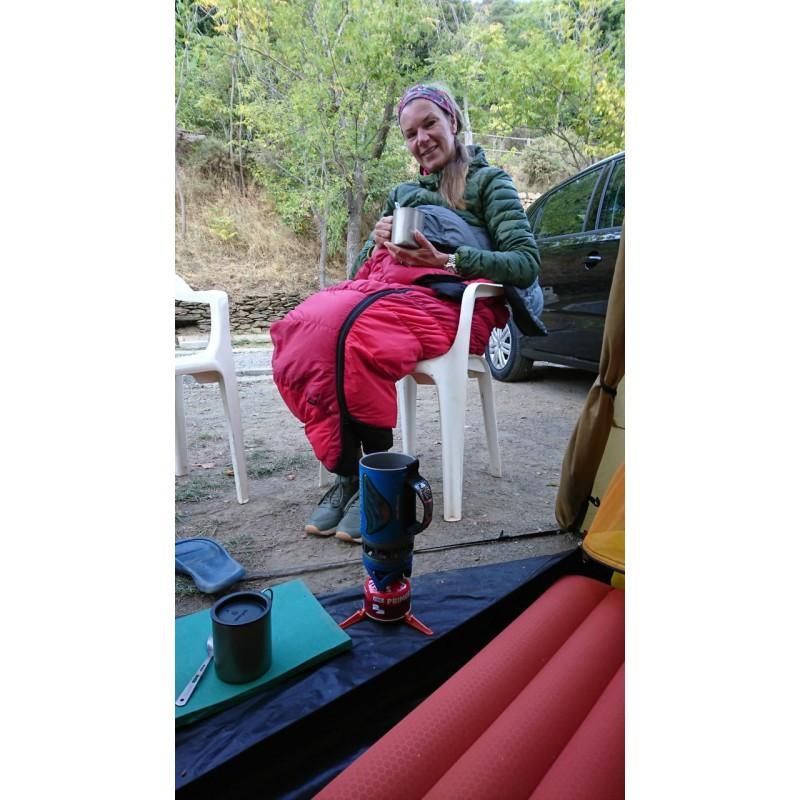 Bild 1 von Myriam zu Eider - Women's Twin Peaks Hoodie - Daunenjacke