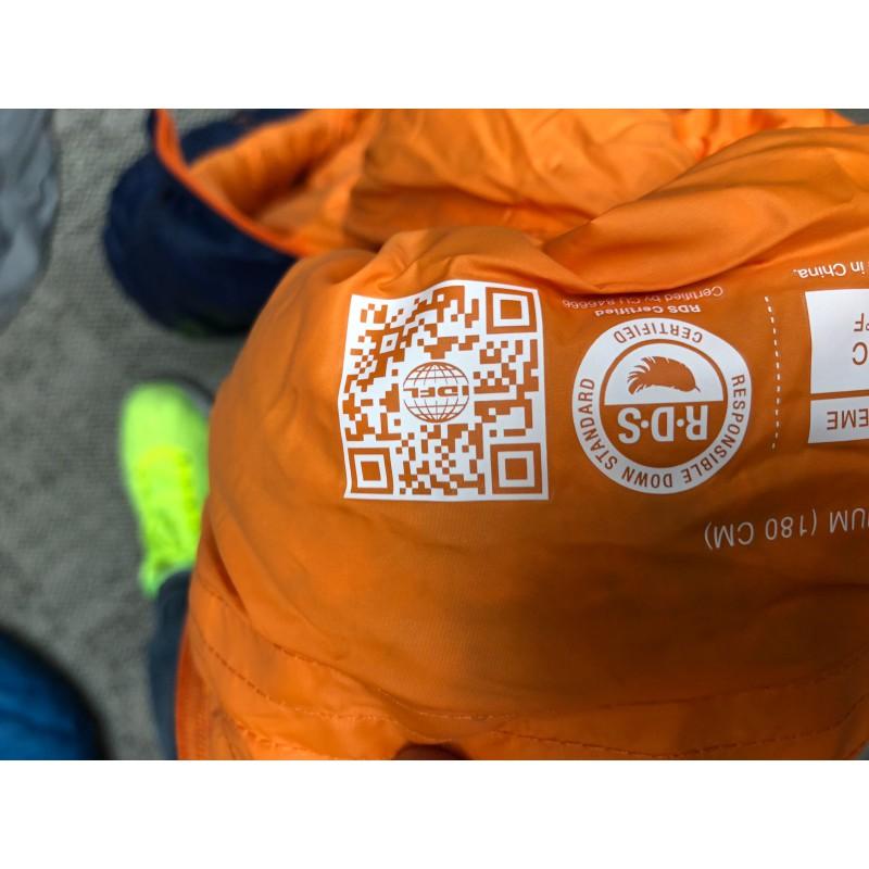 Bild 1 von Lars zu Exped - Comfort 0° - Daunenschlafsack