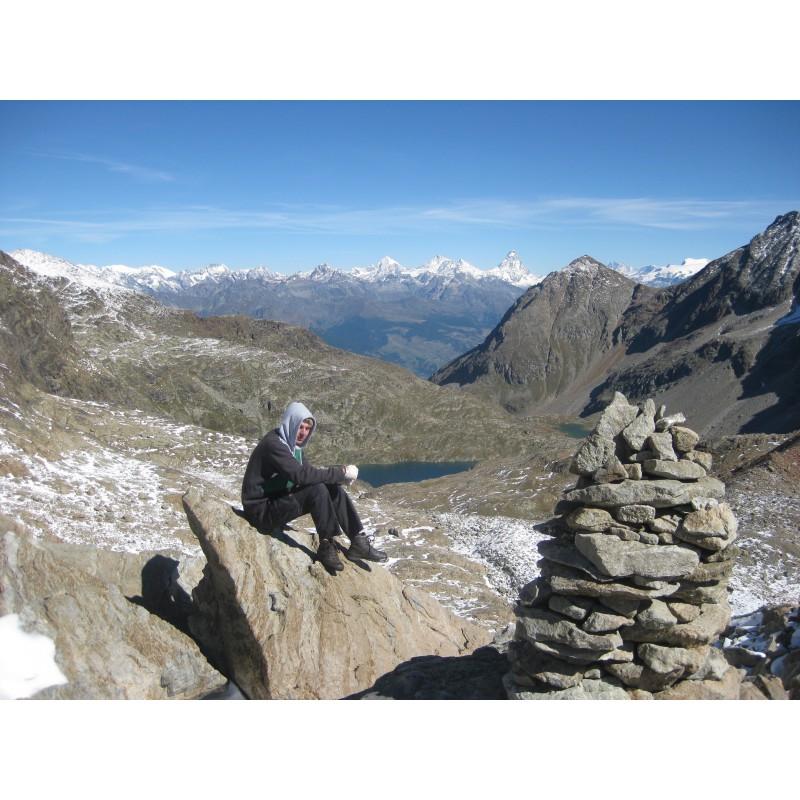 Bild 1 von Thomas zu Fjällräven - Karl Trousers - Trekkinghose
