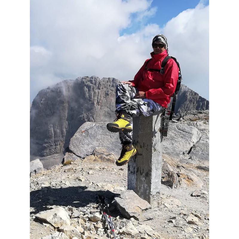 Bild 1 von polychronis zu Garmont - Ascent GTX - Bergschuhe