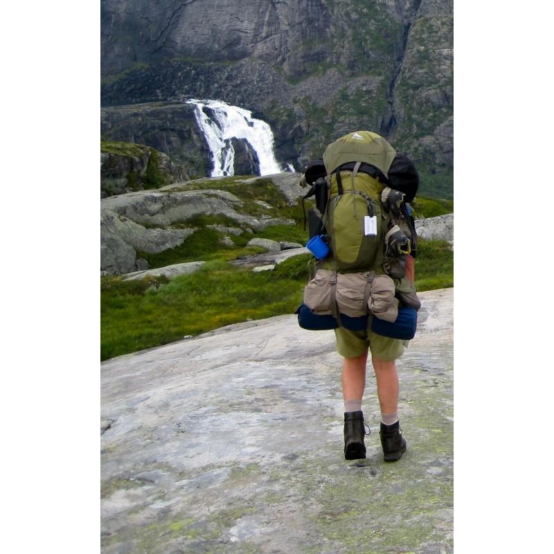 Bild 1 von Jonathan zu Hanwag - Alaska GTX - Trekkingschuhe