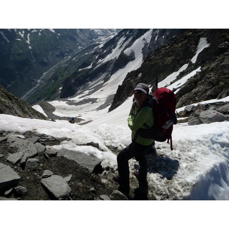 Bild 1 von Monika zu Hanwag - Alaska Lady GTX - Trekkingschuhe