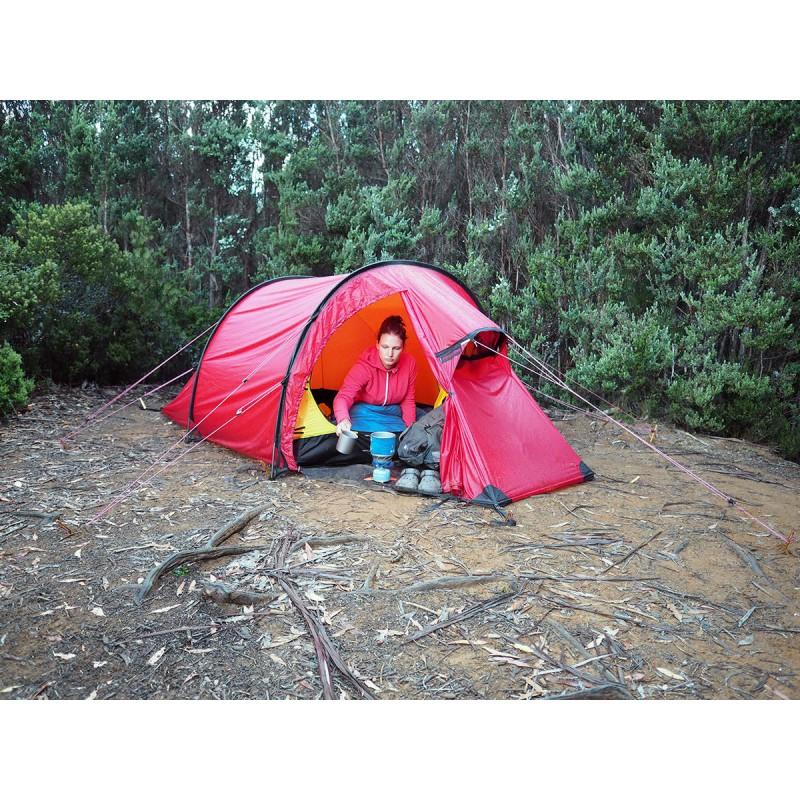 Bild 1 von Kathrin zu Hilleberg - Namatj 3 - 3-Personen Zelt