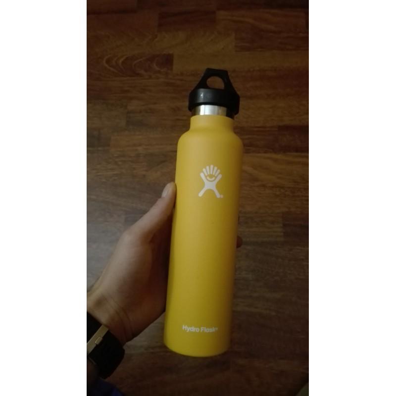 Bild 1 von Riccardo zu Hydro Flask - Standard Mouth Hydro Flask - Isolierflasche