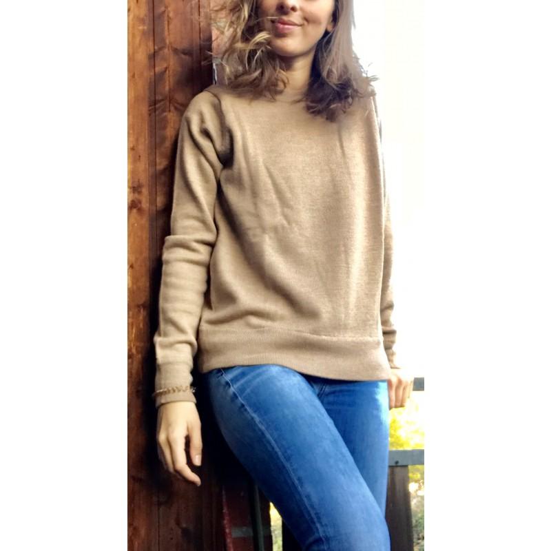 Bild 1 von Jasmin zu Icebreaker - Women's Muster Crewe Sweater - Merinopullover