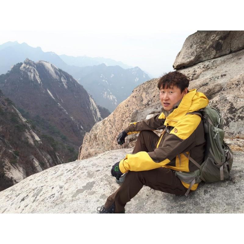 Bild 2 von Young Chul zu Klättermusen - Gere 2.0 Pants - Trekkinghose