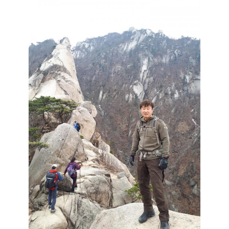 Bild 1 von Young Chul zu Klättermusen - Gere 2.0 Pants - Trekkinghose
