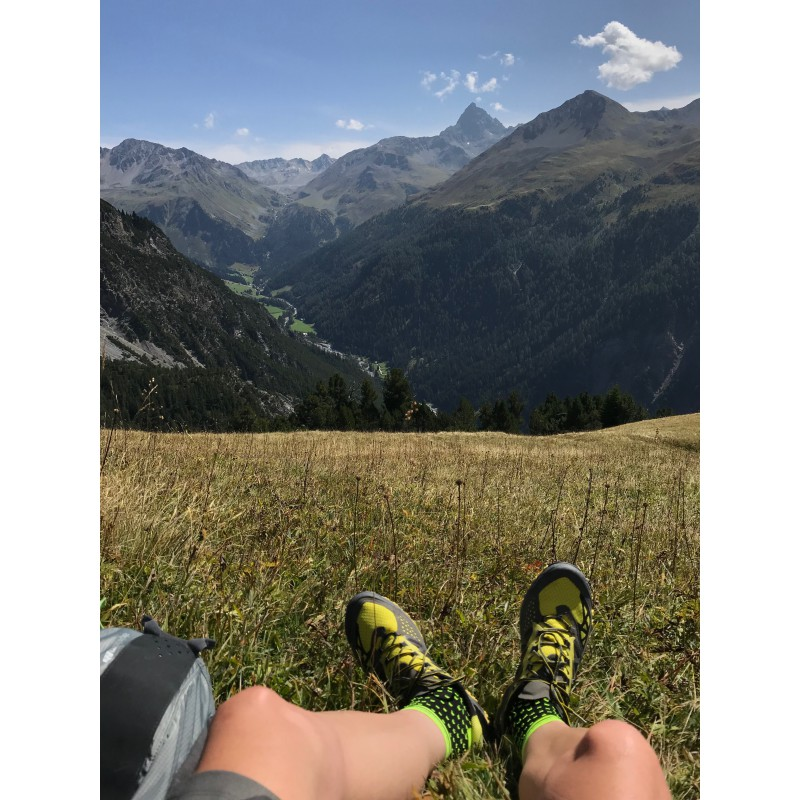 Bild 1 von Sebastian zu La Sportiva - Bushido - Trailrunningschuhe