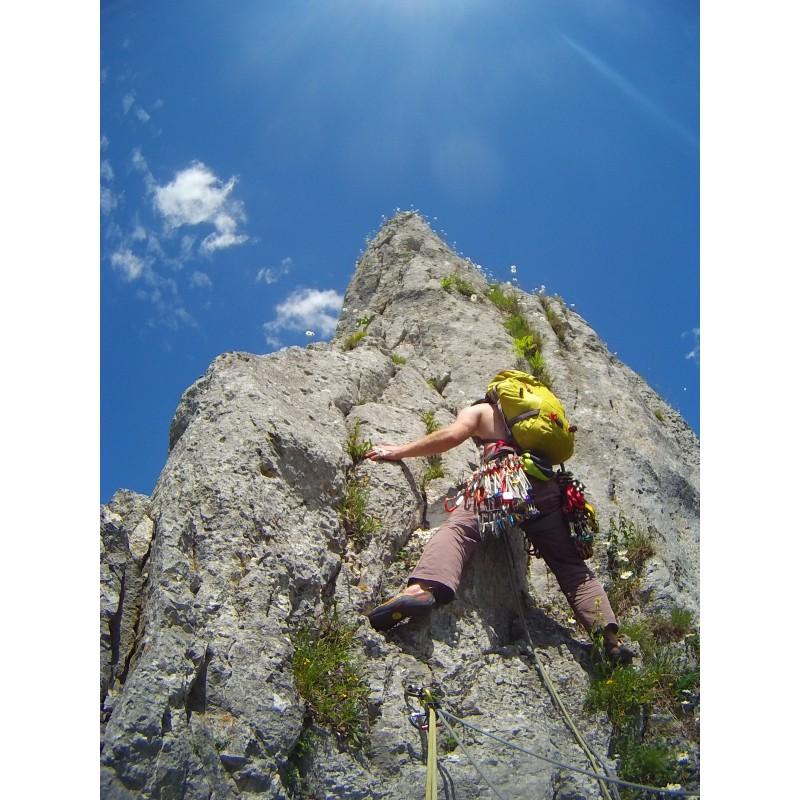 Bild 1 von David zu La Sportiva - Jeckyl - Kletterschuhe