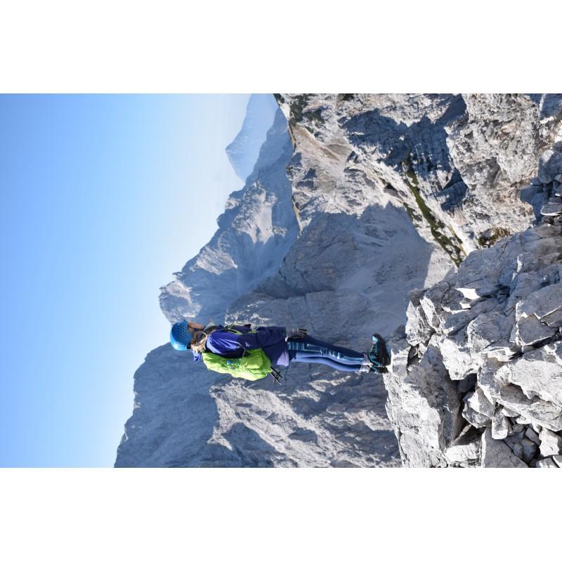 Bild 1 von Aleksandra zu La Sportiva - Mountain Socks Long - Wandersocken