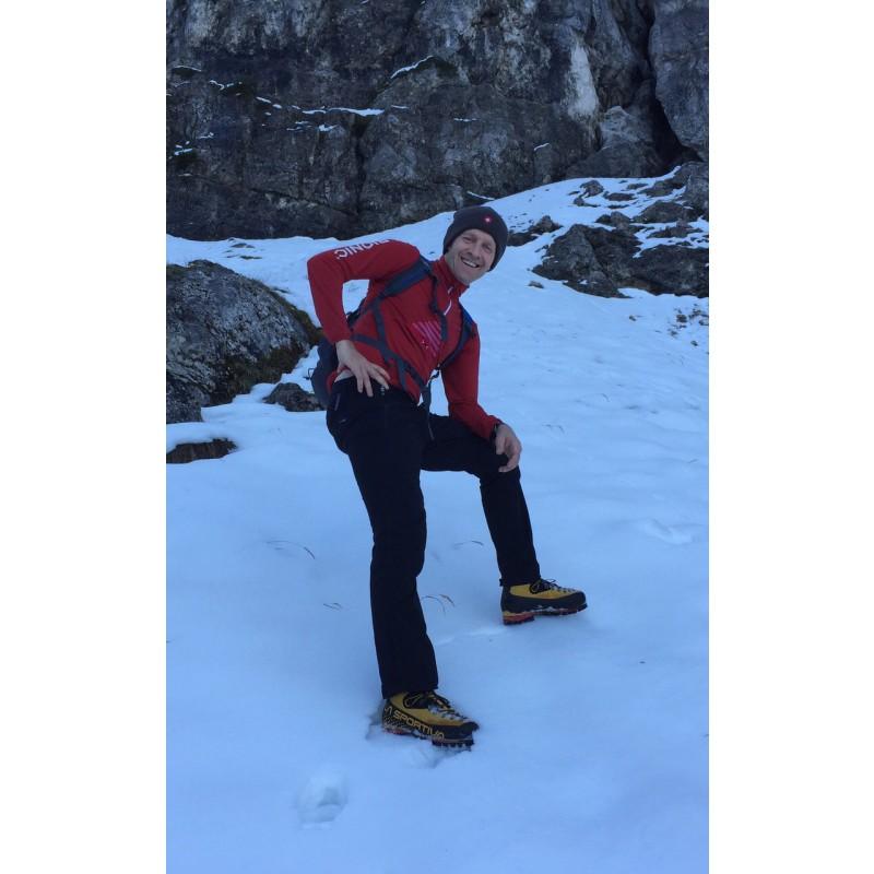 Bild 2 von Egon zu La Sportiva - Nepal Cube GTX - Bergschuhe