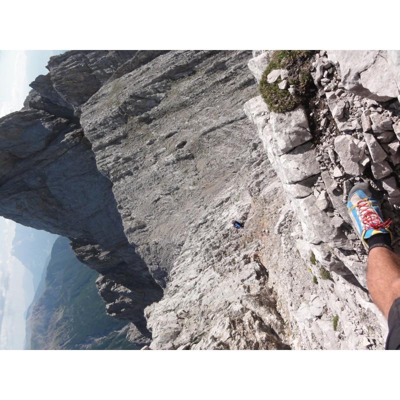 Bild 1 von Andreas zu La Sportiva - Scratch - Approachschuhe