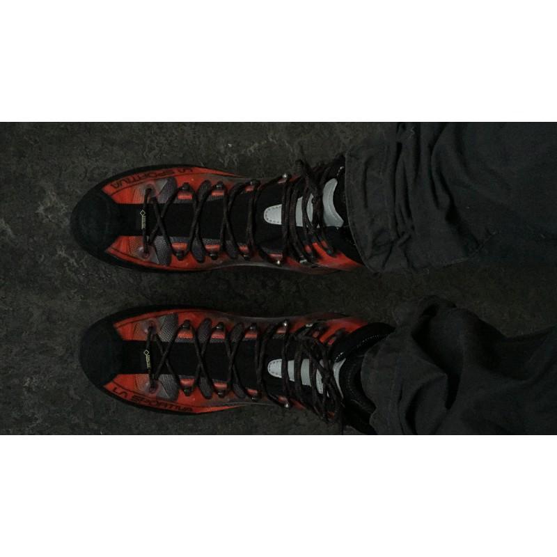 Bild 2 von Liam zu La Sportiva - Trango Cube GTX - Bergschuhe