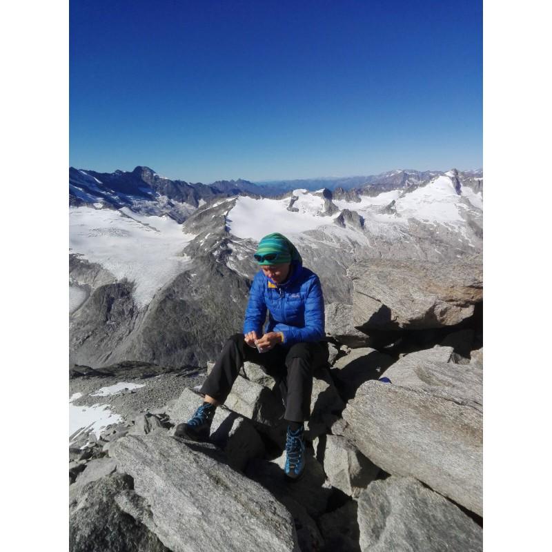 Bild 1 von Judit zu La Sportiva - Trango TRK Evo Woman GTX - Wanderschuhe