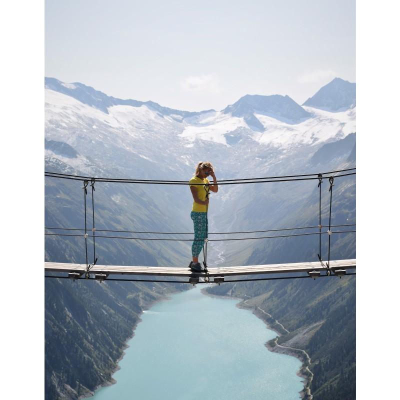 Bild 1 von Aleksandra zu La Sportiva - Women's Solo Leggings - Kletterhose