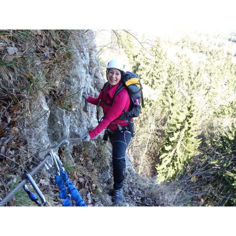 Bild 1 von Birgit zu LACD - Kit Via Ferrata Comfort - Klettersteigset