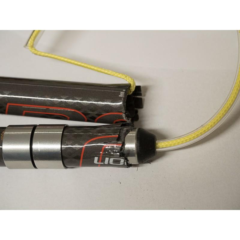 Bild 1 von Wolfgang zu Leki - Micro Stick Carbon - Trekkingstöcke