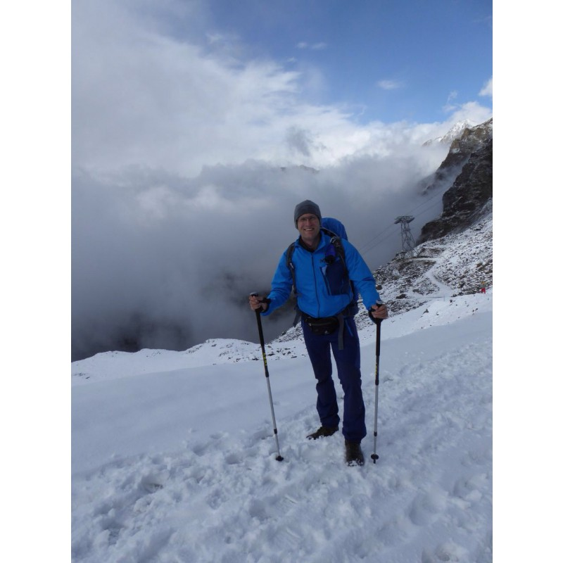 Bild 1 von Stefan zu Leki - Summit Pro - Trekkingstöcke
