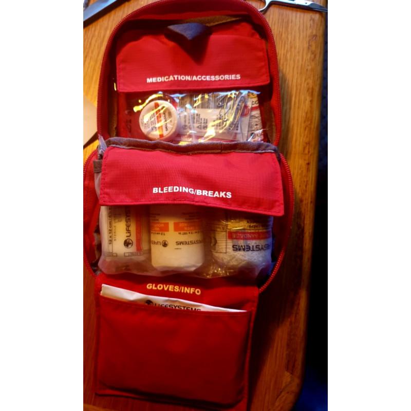 Bild 1 von Hubert zu Lifesystems - Adventurer First Aid Kit - Erste Hilfe Set