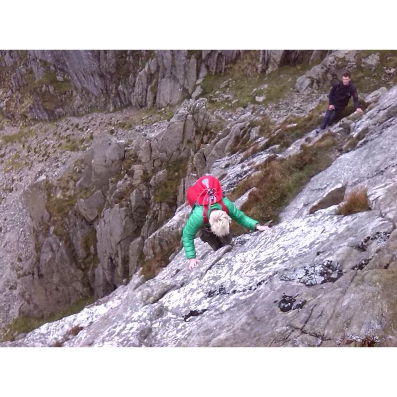Bild 1 von Caitlin zu Lowe Alpine - Alpine Attack Lite 40 - Kletterrucksack