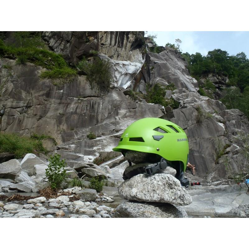 Mammut El Cap Hybridhelm Review Amp Test Bergfreunde De